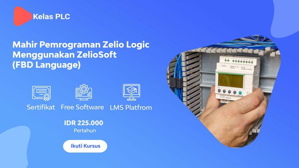 Kursus PLC Online smart relay zelio