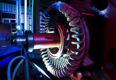 Komponen Utama Motor DC Dan Fungsinya