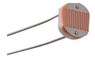 LDR (Light Depending Resistor)