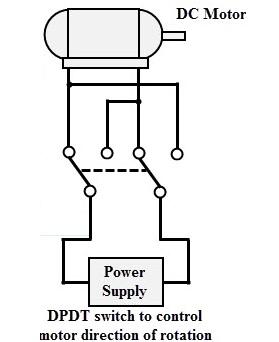 img-Rangkaian Double Pole Double Throw (DPDT)