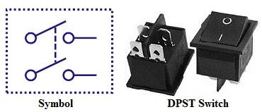 img-Double Pole Single Throw (DPST)