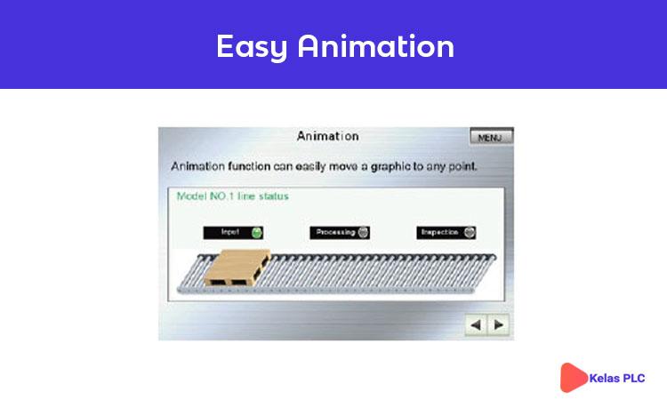 Easy animation Software NB Designer