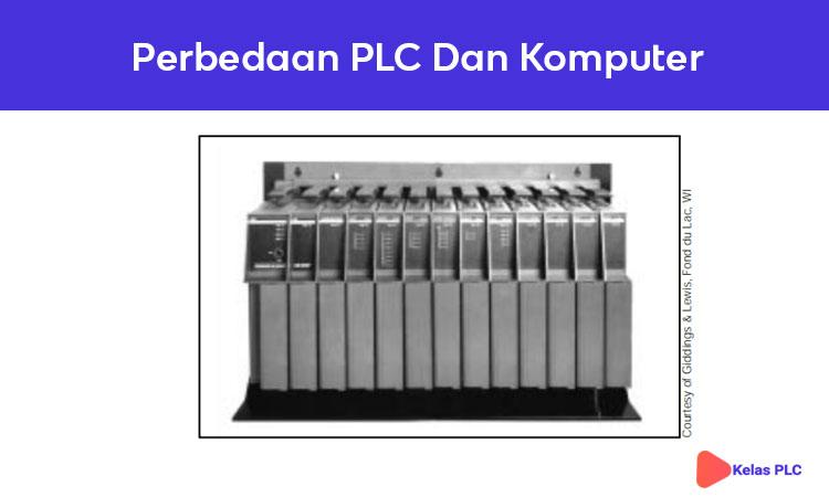 Perbedaan PLC Dan Komputer