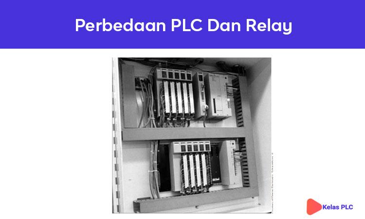 Perbedaan PLC Dan Relay