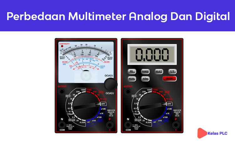 Perbedaan-Multimeter-Analog-Dan-Digital