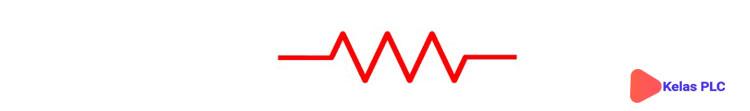 Simbol Resistor Dan Perbedaan Kapasitor dan resistor