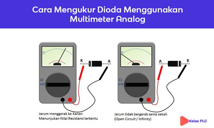 Cara-Mengukur-Dioda-Menggunakan-Multimeter-Analog