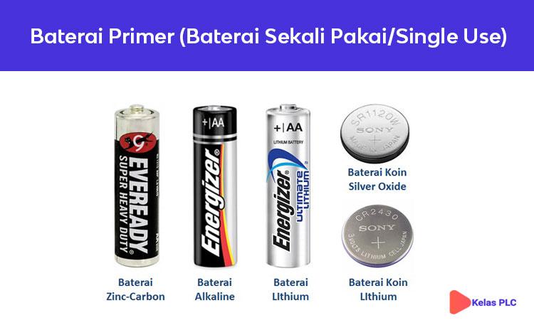 Baterai-Primer