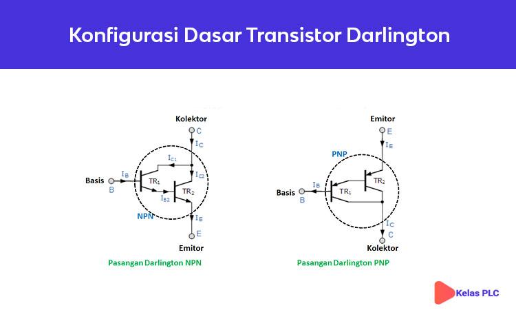 Konfigurasi-Dasar-Transistor-Darlington
