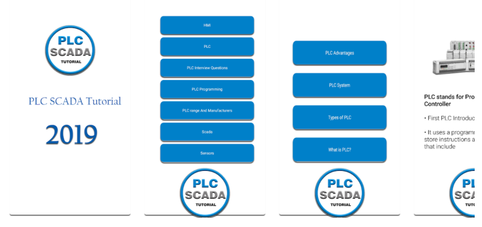PLC Scada Tutorial 2019 Apps